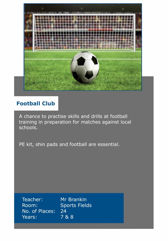 football lcub