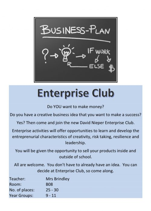 Enterprise Club 2018
